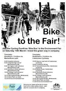 Bike Bus poster